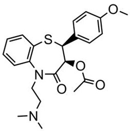 Picture of Diltiazem.HCl