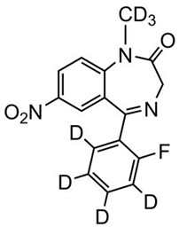 Picture of Flunitrazepam-D7