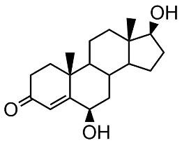 Bild von 6-β-Hydroxytestosterone