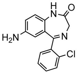 Picture of 7-Aminoclonazepam