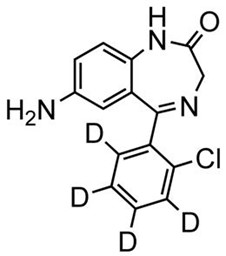 Picture of 7-Aminoclonazepam-D4