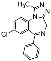Picture of Alprazolam