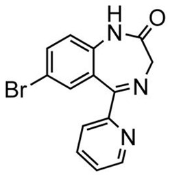 Picture of Bromazepam
