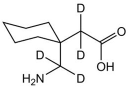 Picture of Gabapentin-D4