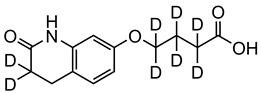 Picture of Aripiprazole Metabolite-D8 (OPC-3373-D8)