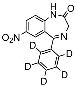 Picture of Nitrazepam-D5