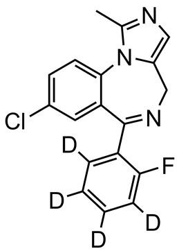Picture of Midazolam-D4.maleate
