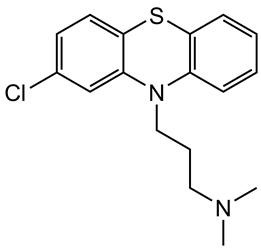 Picture of Chlorpromazine.HCl