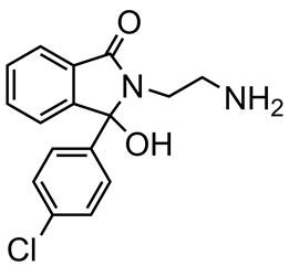 Picture of Mazindol metabolite.HCl